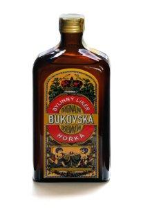 Bukovská Hořká 0,5l 32%, přírodní bylinný likér oceněný titulem C. a K.